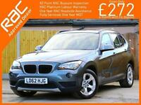 2012 BMW X1 2.0 20d Turbo Diesel SE sDrive AGS 6 Speed Auto Bluetooth Climate Co
