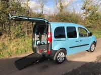 2011 Renault Kangoo 1.6 Extreme 5dr AUTOMATIC WHEELCHAIR ACCESSIBLE VEHICLE 5...