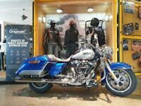 2017 Harley Davidson FLHR Road King 1745 2 Former Keepers 9,466 Miles