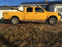 2002 Nissan supercharger frontier 4X4