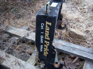 LAND PRIDE QUICK HITCH