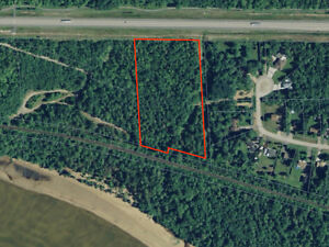 5.8 acre Vacant Residential lot in Blind River