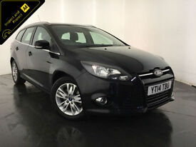 2014 FORD FOCUS TITANIUM NAV TDCI AUTO ESTATE 1 OWNER SERVICE HISTORY FINANCE PX