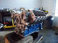2003 2004 2005 2006 2007 FORD 6.0L POWERSTOKE DIESEL ENGINES