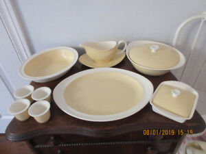 Harvest Moon by Wedgwood - Serving ware and coffee/tea set