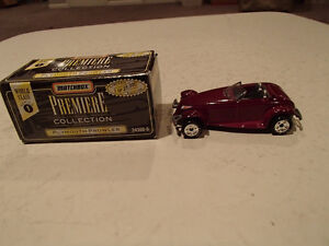 Plymouth Prowler concept - MATCHBOX Premiere Collection Series 1 Sarnia Sarnia Area image 2