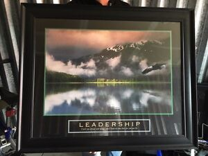 Framed motivational pictures  London Ontario image 1