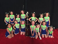 Cheerleading Classes Offered