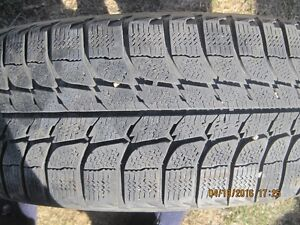 4 MICHELIN X-ICE 205-55-R16