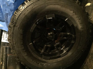 Mickey Thompson Rims for Jeep