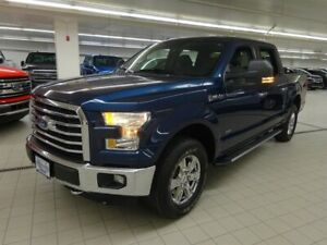 Ford F-150 XLT 4WD SuperCrew  2016