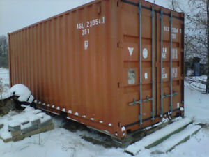 Used Steel Shipping Containers Available