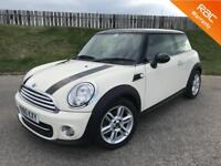 2010 MINI COOPER 1.6 16V 120PS - 31K MILES - F.S.H - 6 MONTHS WARRANTY
