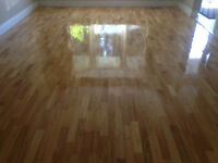 Rick's Hardwood Floor Refinishing (Dustless System)