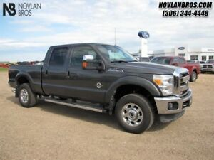 2015 Ford F-350 Super Duty Lariat  - Leather Seats