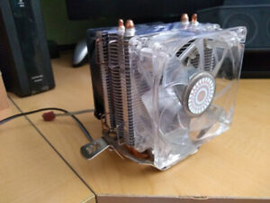 AMD AM3+ through FM2+ CPU Cooler...Small, but mighty!!!