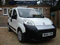 FIAT QUBO MULTIJET ACTIVE 2010 Diesel Manual in White