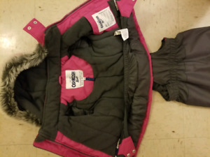 24 month girl winter jacket