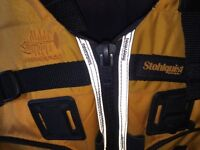 Stohlquist fly fishing pfd  new with tags