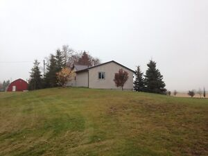 House For Rent - North Of Lacombe