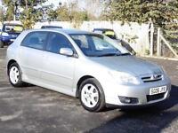 Toyota Corolla 1.6 VVT-i Hatchback, 5 Door, 53 000 Miles, 6 Months AA Warranty