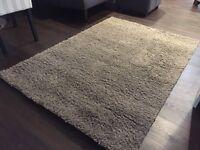 Next mocha rug - like new
