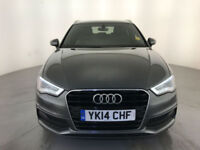 2014 AUDI A3 S LINE TDI 5 DOOR HATCHBACK DIESEL 1 OWNER SERVICE HISTORY FINANCE