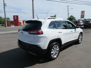 2015 Jeep Cherokee Limited FWD Peterborough Peterborough Area image 18