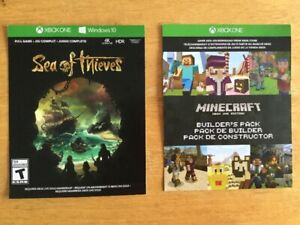 Sea of Thieves / 30$ Minecraft pack construction /10$