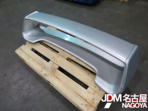 JDM 02-07 Subaru WRX STi High Rise Spoiler wing GD Sedan 4DR