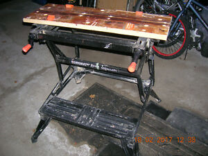 Workmate Portable Wood Work Bench