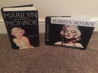 Two Marilyn Monroe Books