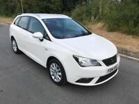 Seat Ibiza 1.2TD ( 75ps ) Ecomotive Sports Tourer 2014MY SE
