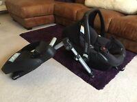 Maxicosi Pebble Car Seat & Isofix Base