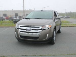 2013 FORD EDGE Limited with Pano Roof and Remote Start!