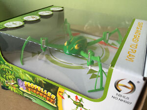 Brand New Quadcopter Toy Drone, Nihui-007 Froggie Ready to Fly