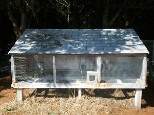 PRICE REDUCED LARGE RABBIT CAGE