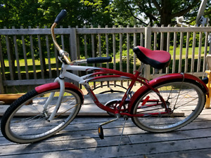 Red white black 70th anniversary supercycle