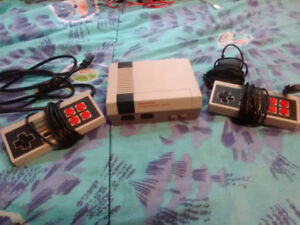 MINI NINTENDO 40 BUCKS