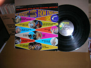 British Invasion LPs Peterborough Peterborough Area image 7