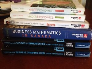 Red river college text books for sale
