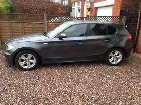 BMW 118d spares or repair