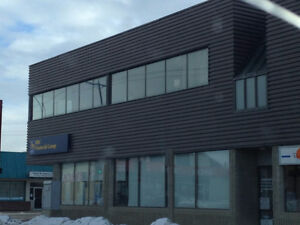 Centrally located office space in Edson for lease