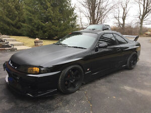1993 Nissan Skyline R33 Coupe (2 door)
