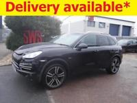 2014 Porsche Cayenne D V6 Tiptronic DAMAGED REPAIRABLE SALVAGE