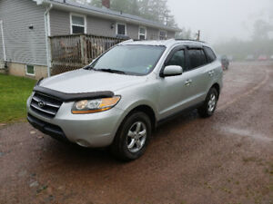 2009 Hyundai Santa Fe!!!!LEATHER LOADED!!!!!!