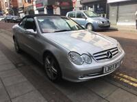 Mercedes-Benz CLK 3.2 CLK320 Elegance 2dr