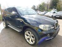 2007 BMW X5 D SE 5STR FULL LEATHER + SAT NAV ESTATE DIESEL