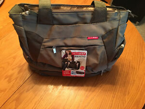 SkipHop Ultimate Bento Diaper Bag