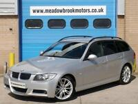 BMW 325 3.0TD auto d M Sport Touring !!!FULLY LOADED+MASSIVE SPEC!!!